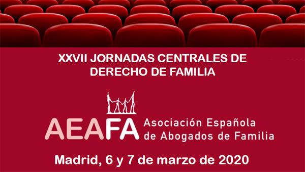 Congreso de Derecho de Familia de AEAFA