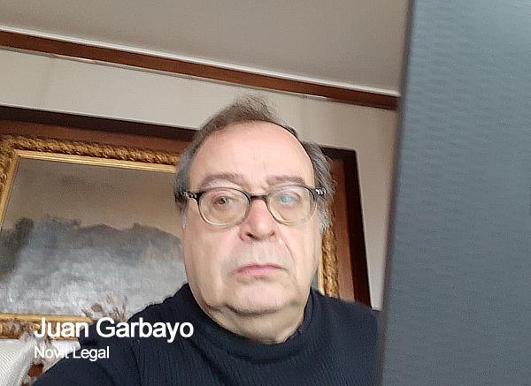 Juan Garbayo Novit Legal