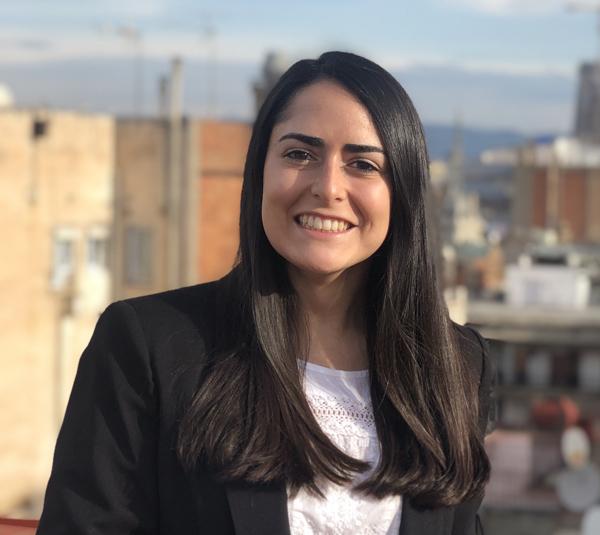 Laura Caballero Gutierrez, Abogada Dep. Inmigración de AGM Abogados