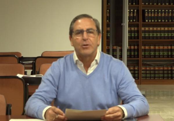 Leandro Cabrera, Decano del ICAGR