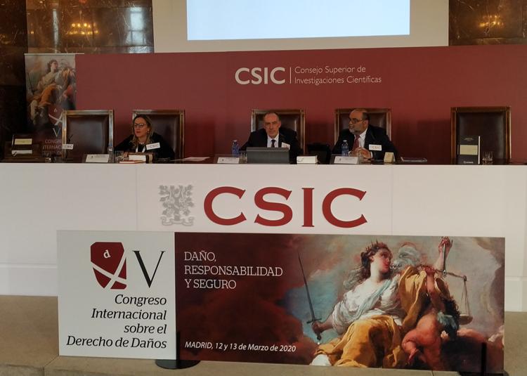 V Congreso Internacional sobre el Derecho de Daños