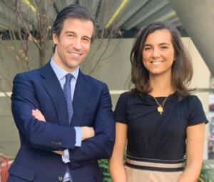 Manuel Deó y Rosa Espín