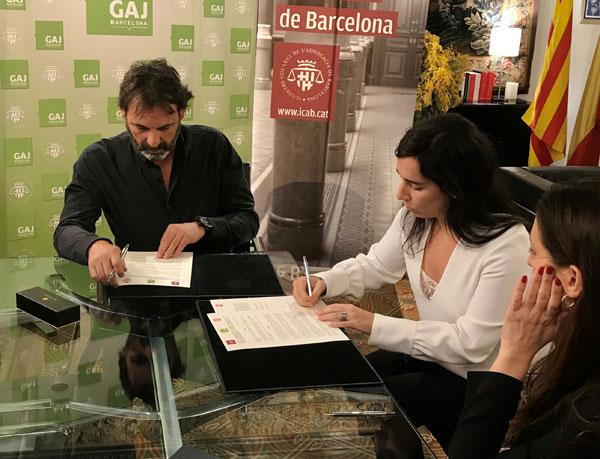 Open Arms GAJ Barcelona