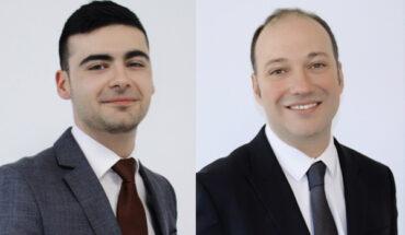 José Ignacio Gómez Santano y Rubén Illescas, abogados del departamento Media & Technology de Auren
