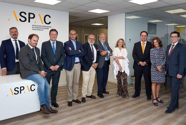 Asociación Profesional de Administradores Concursales (ASPAC)