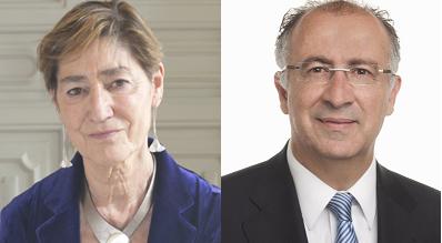 La presidenta del Consejo General de la Abogacía, Victoria Ortega, ha firmado con el secretario de Estado de Política Territorial y Función Pública, Francisco Hernández Spínola