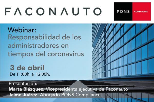 Responsabilidad de los administradores en tiempos de coronavirus