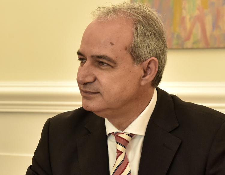 Ricardo Gabaldón, presidente del Consejo de Graduados Sociales