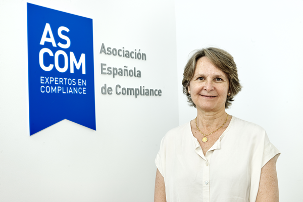 Sylvia Enseñat - Presidenta ASCOM