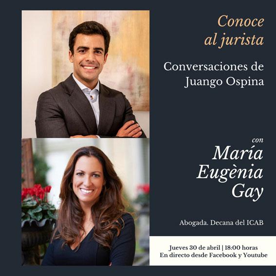 Mª Eugènia Gay Juango Ospina