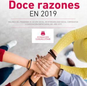 Fundación Legálitas acción social 2019