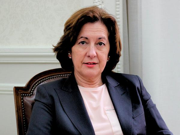 Marisol Cuevas, directora de Servicios a la Ciudadanía del ICAM