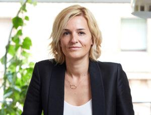 Natalia Martos, CEO de Legal Army