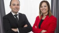Arancha Balbuena y Rubén Cueto