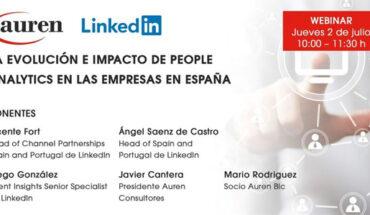Auren y LinkedIn