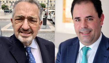 José Ribeiro e Castro y Carlos Uriarte Sánchez