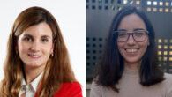 Cristina Espín y Marina Manzanares