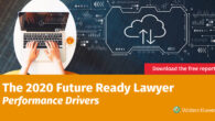 Future Ready Lawyer 2020: Performance Drivers