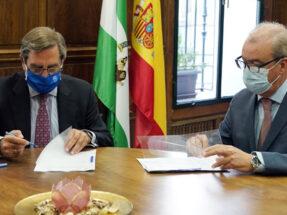 Fiscalía Provincial y el Colegio de Abogados de Granada
