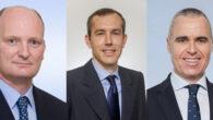 Carlos González Escadell, Eduardo Junco y Mariano Antón