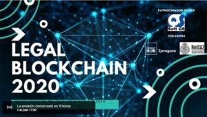El vicedecano del Colegio de Abogados de Zaragoza participará en la inauguración de Legal Blockchain