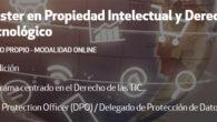 Máster de Propiedad Intelectual y Derecho Tecnológico