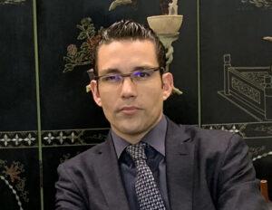 """Raúl Pardo-Geijo, abogado penalista: """"Hasta el folio más aparentemente inservible puede ser determinante para una condena"""""""