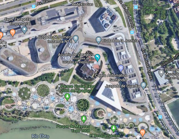 Turno de Oficio tendrán calle  en Zaragoza