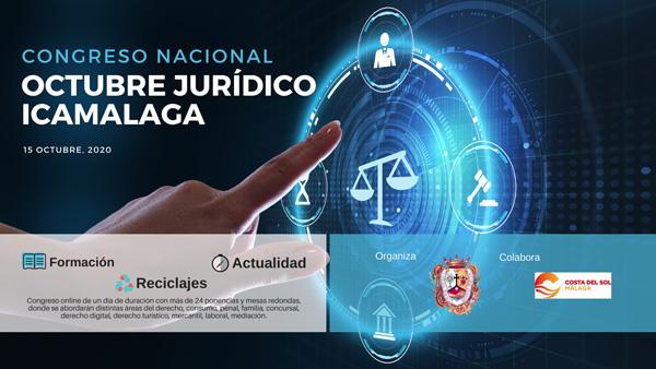 Octubre Jurídico ICAMALAGA