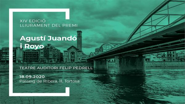 XIV Premi Agustí Juandó i Royo de la Abogacía Catalana