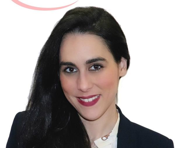 Andrea Quiñones, abogada del área de laboral de Auren Abogados y Asesores