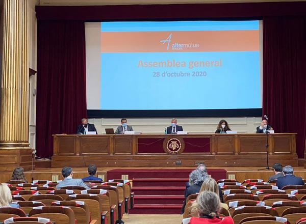 Asamblea General de Alter Mutua