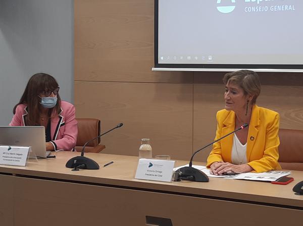 """""""Estudio sobre el nivel de desgaste profesional y nivel de compromiso profesional de la abogacía española"""
