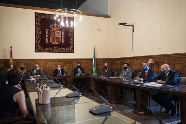 Comisión Provincial de Reactivación de la Justicia