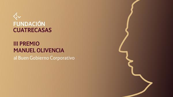 III edición del Premio Manuel Olivencia