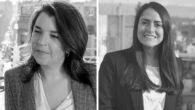 Mª Eugenia Blasco Rodellar, socia, Laura Caballero Gutiérrez, abogada, área Inmigración. AGM Abogados