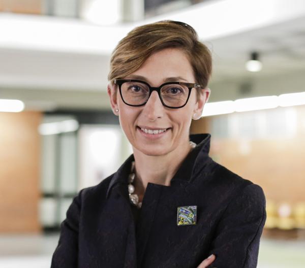 Isabel Fernández, rectora de la Universidad Alfonso X el Sabio (UAX),