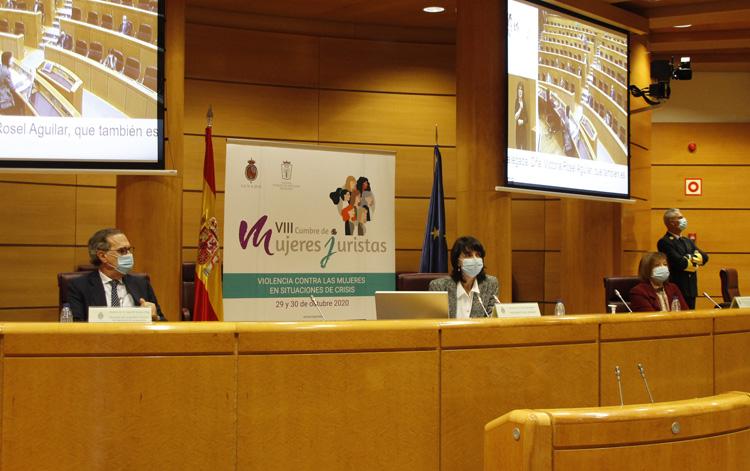 VIII Cumbre de Mujeres Juristas