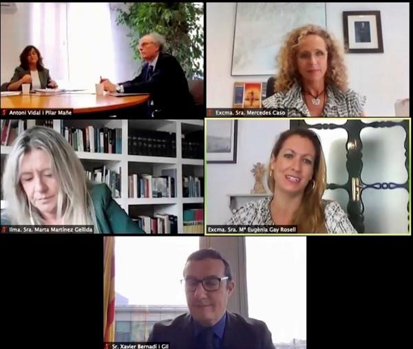 Consell de l'Advocacia Catalana MEDIACIÓN
