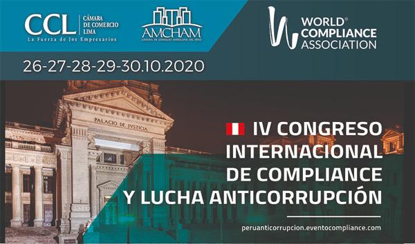 IV Congreso Internacional de Compliance y Lucha Anticorrupción