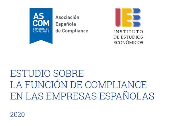 Estudio sobre la función de Compliance en las empresas españolas