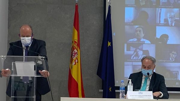 Juan Carlos Campo y Juan Carlos Estévez