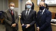 Nielson Sánchez Stewart, Salvador González y Francisco Javier Lara