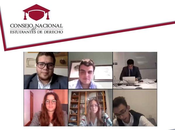 XIX Congreso Nacional de Estudiantes de Derecho CONEDE