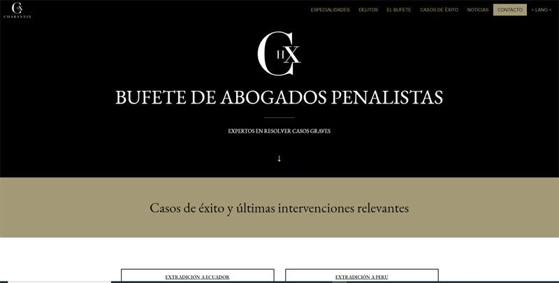 Chabaneix Abogados Penalistas Web