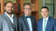 Edson López, socio de ECIJA INTEGRUM, Marcos Palma, socio senior de ECIJA INTEGRUM y Luis Pablo Cobar, socio de ECIJA INTEGRUM.