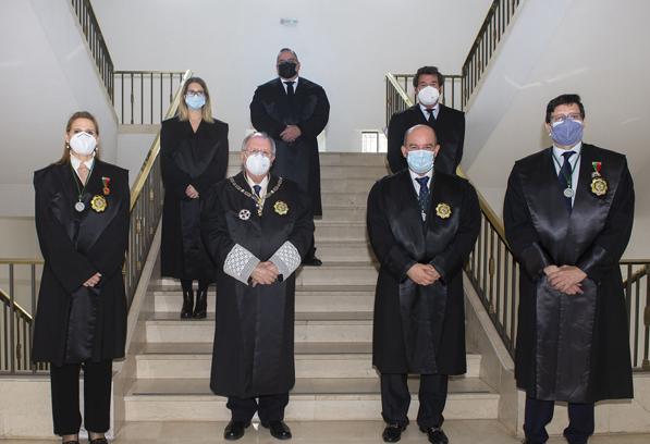 Jura graduados sociales en Audiencia Provincial de Cádiz