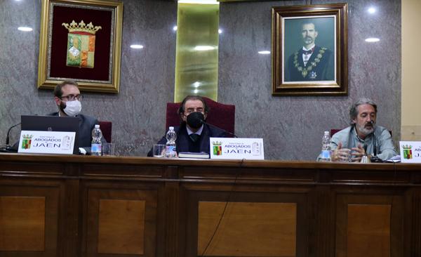 Curso de Derecho Penitenciario del Colegio de Abogados de Jaén