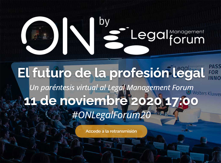 ON by Legal Management Forum