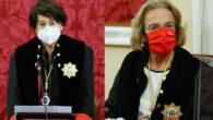 Paz Andrés y Adela Asua, consejeras permanentes del Consejo de Estado